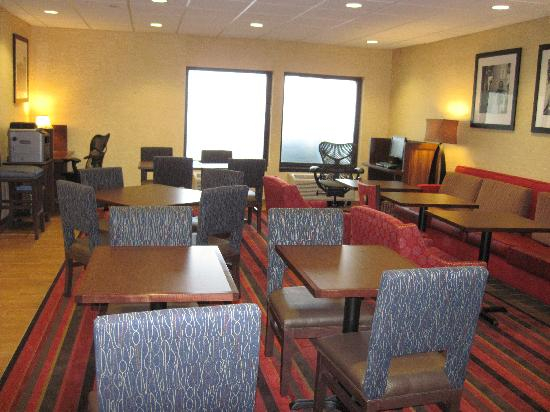 Hampton Inn Columbia: Lobby