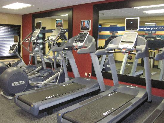 Hampton Inn Columbia: Fitness center
