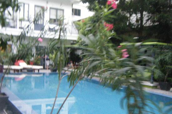 โรงแรมเดอะ 252: Pool area