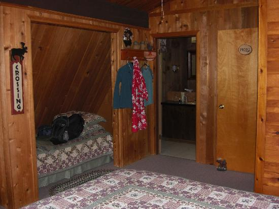 ‪‪Evergreen Lodge at Moosehead‬: Moose Room 2‬
