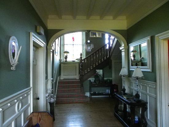 Chrialdon House : Lobby