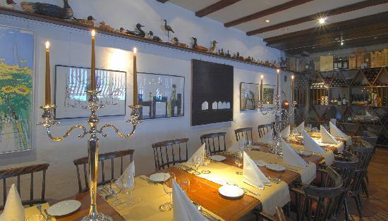 Hotel Cristallo: Restaurant