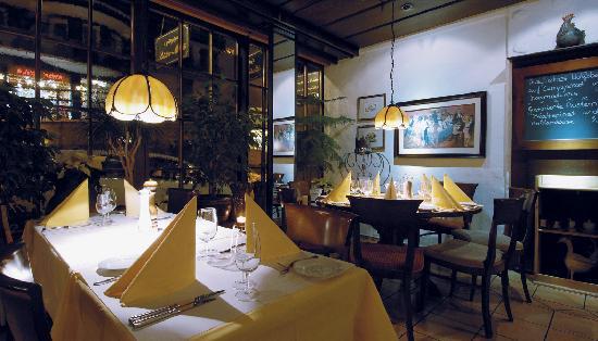 Hotel Cristallo: Le Bistro