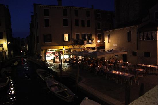 Il Refolo: Por la noche!!!!!!!!!!!!!!!!!
