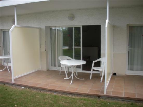 Sunway San Jorge Apartments in Sitges: terrace