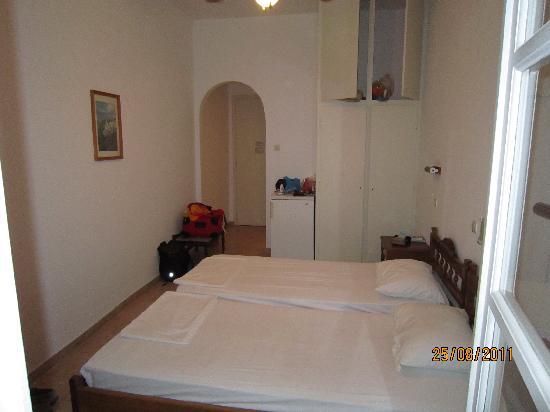 Hotel Akis: la mia stanza