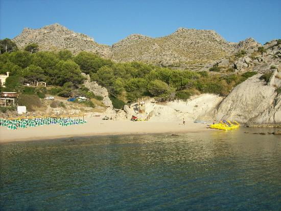 SENTIDO Don Pedro: The beach