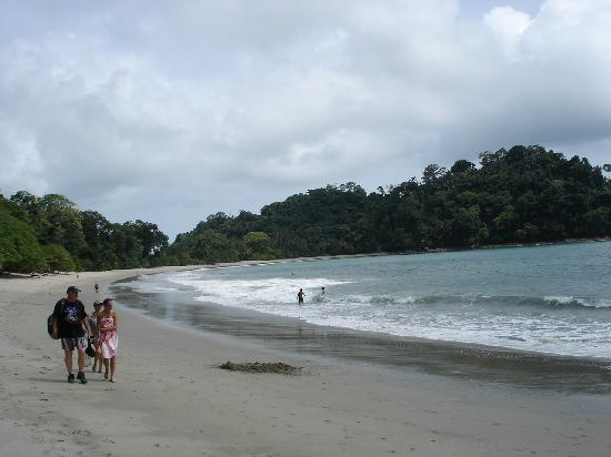 Playa Manuel Antonio: Beach