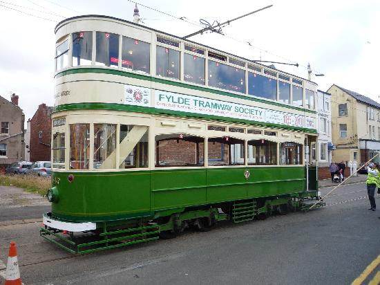 The Imperial Hotel : Traditional Tram