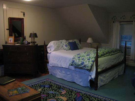 Applebutter Inn Bed and Breakfast: Royal Gala room