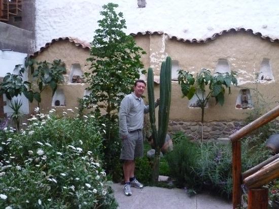 Hostal Los Andenes: habitaciones