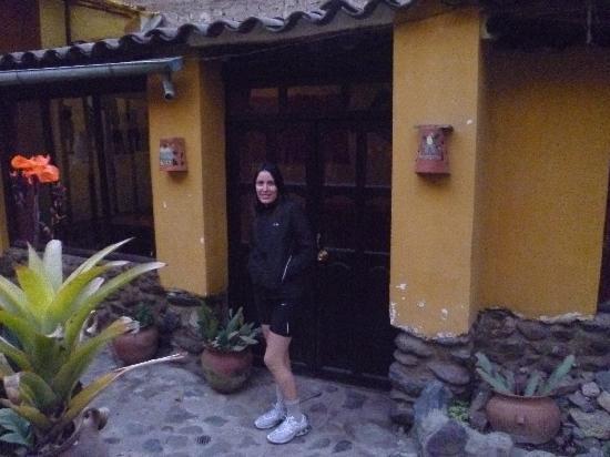 Hostal Los Andenes: desayunador