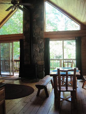 Lure Resort : Dining area