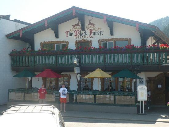 Black Forest Steak & Schnitzel: Black Forest Restaurant