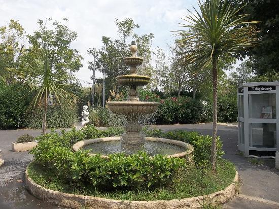 Agde, Francia: la fontaine