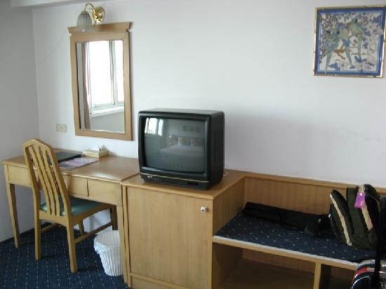 โรงแรมสำราญเพลส: Standard room