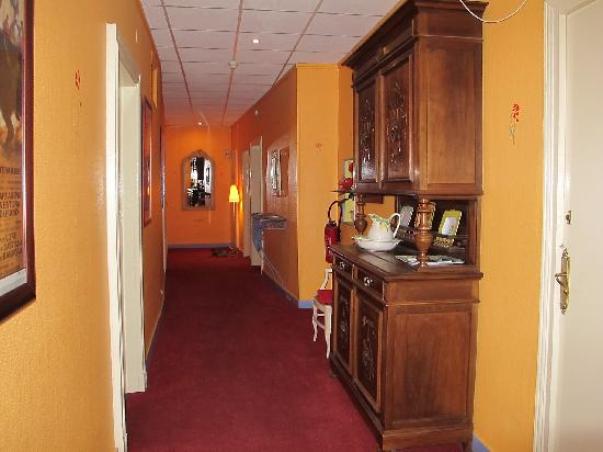 Hotel le Majestic : Corridoio secondo piano