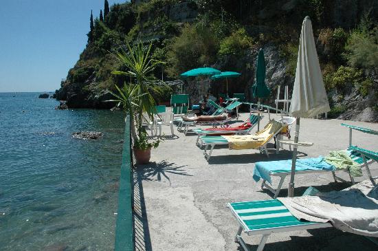 Terrazza sul mare picture of il calypso stabilimento - Terrazzi sul mare ...