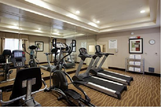 Holiday Inn Express Hotel & Suites Los Angeles Airport Hawthorne: Fitness Center