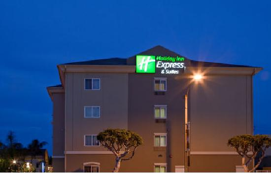 Holiday Inn Express Hotel & Suites Los Angeles Airport Hawthorne: Side View