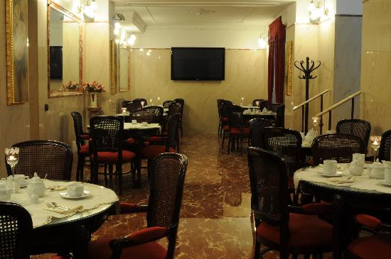 Villa Maria: La sala ristorante