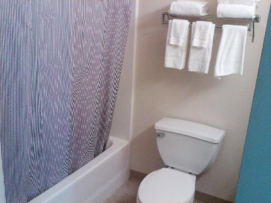 Extended Stay America - Waco - Woodway: clean bathroom