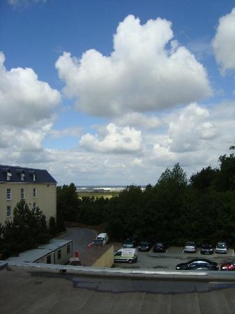 Saggart, Irlandia: vista de las habitaciones 4000 ala lejana