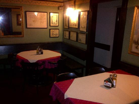 Restaurace Pod Viktorkou : Last dining room