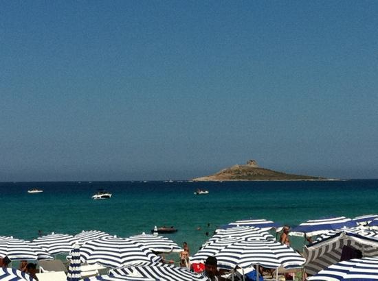 Saracen Resort Beach & Congress Hotel: isola delle femmine