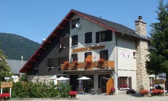 Chalet Hotel Au Feu de Bois : l hotel