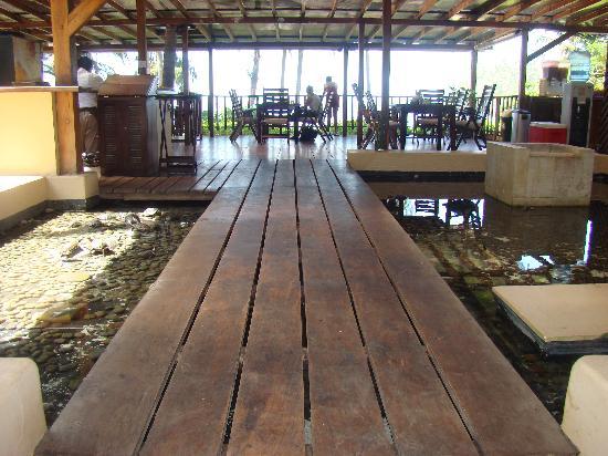 Las Flores Resort: Restaurante