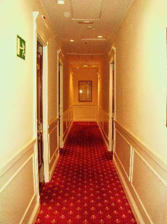 chique gangen naar de kamer picture of emperador hotel madrid madrid tripadvisor