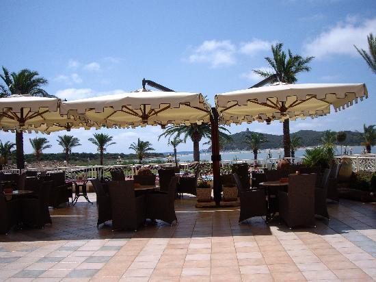 Pullman Timi Ama Sardegna: vista dall'albergo