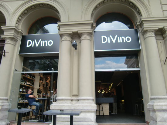 DiVino Bazilika: DiVino@Budapest