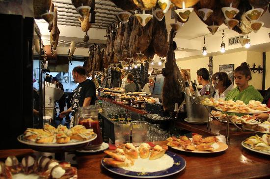 Parte Vieja : La Cepa tapas bar