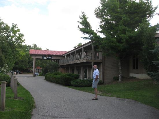 Grand Bend, Canada : The Oak Lodge