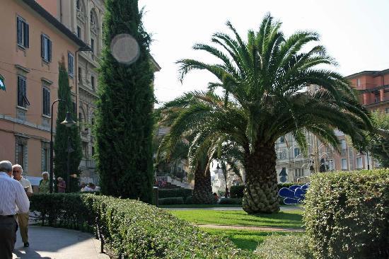 Terme di Montecatini Spa: Town centre 3.