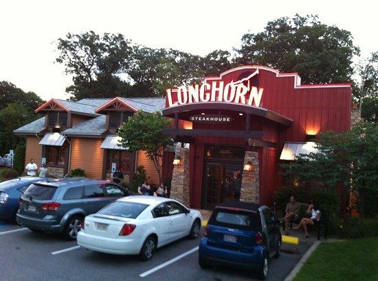 LongHorn Steakhouse: Blick von außen