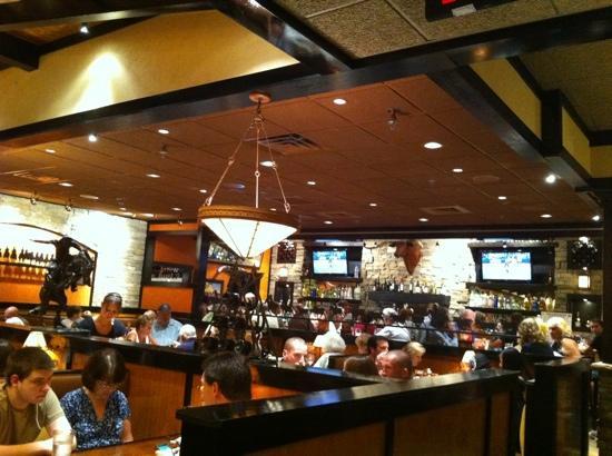 LongHorn Steakhouse: Drinnen