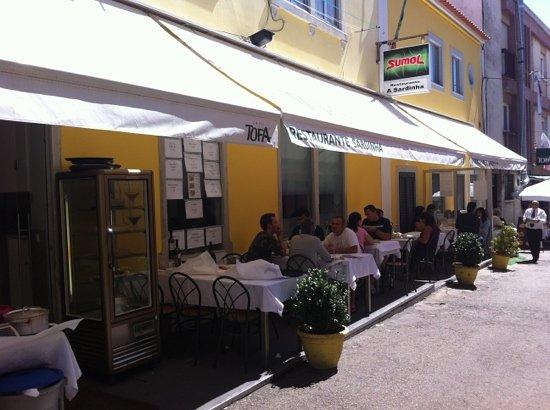 Restaurante a Sardinha: restaurante Sardinha
