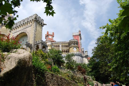 Sintra, Portekiz: Σίντρα