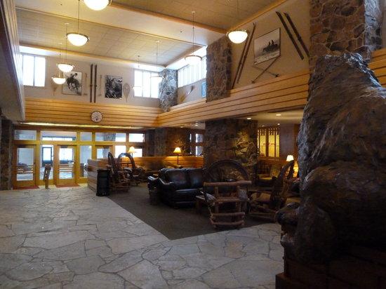 Shoshone Condominium at Big Sky Resort: Reception