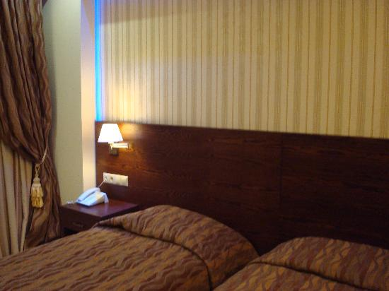 Phaidon Hotel & Spa: Δωμάτιο 1ου ορόφου
