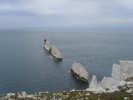The Royal Hotel: The Needles, a National Trust site