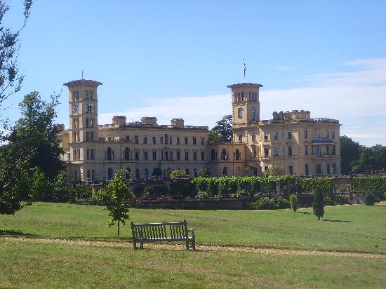 The Royal Hotel: Osborne House, Queen Victoria's place