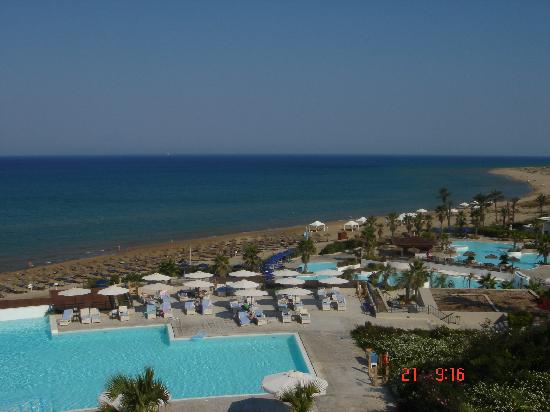 Grecotel Olympia Riviera Thalasso: Poollandschaft