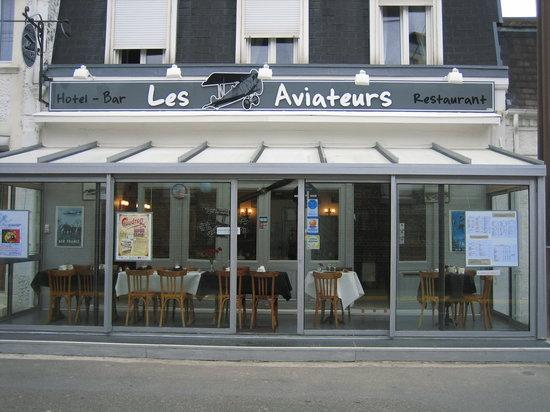 Hotel Restaurant Les Aviateurs Le Crotoy
