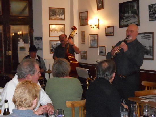 Le Crotoy, France: Soirée Jazz