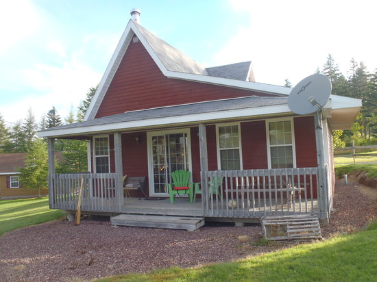 Mira River Cottages Cottage Reviews Marion Bridge Nova