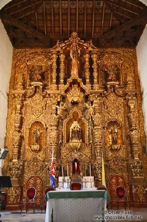 Melia Cayo Santa Maria: fabulous church on the excursion to santa clara..in rememdios